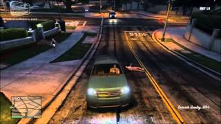 GTA 5 Cheats -- Drunk mode (XBOX 360 & PS3)