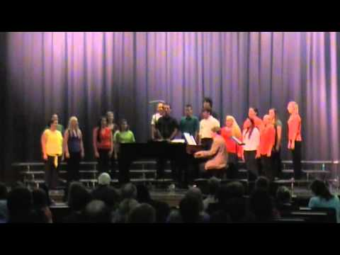 42nd Street performed by the Crystal River High School Gasparilla Singers