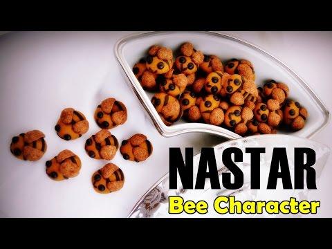 Nastar Cokelat Bentuk Lebah