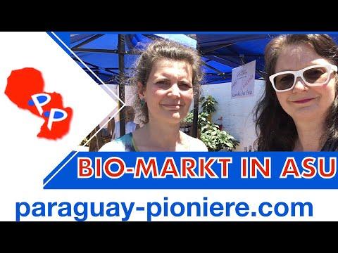 Bio-Markt in Asunción und Bäckereicafé Karu - Paraguay auswandern