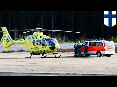 Skydiving gone wrong: Eight killed in Finland's worst plane crash in decades