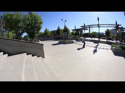 Stephen Betts - Short Plaza Session