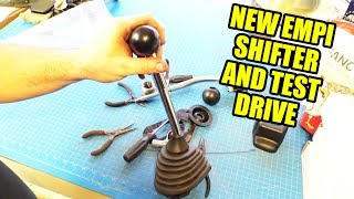 Air Cooled VW EMPI Hurst Style Shifter Replacement