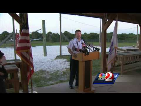 Fla. Coast Guard officer dead from self-inflicted gunshot wound