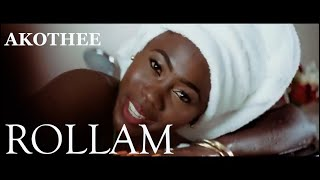Akothee - Rollam [OFFICIAL Lyrics VIDEO]