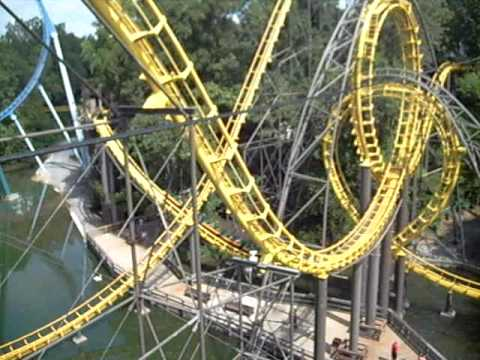 Ariel View Of Busch Gardens Williamsburg Va As Seen