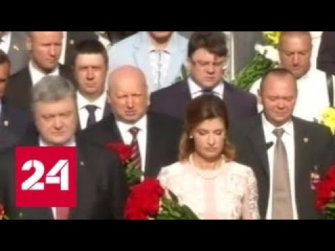 В День независимости Украины по Киеву промаршируют солдаты НАТО
