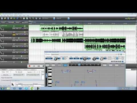 download autotune for mixcraft 6
