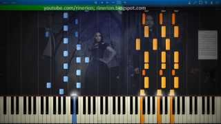 Sleepy Hollow 2013 - Title Theme [Piano/Instrumental]