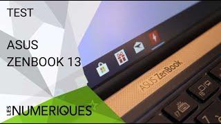 Asus Zenbook 13, un ultraportable tout en discrétion
