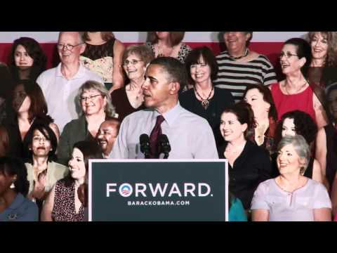President Obama's Speech in Tampa, Florida