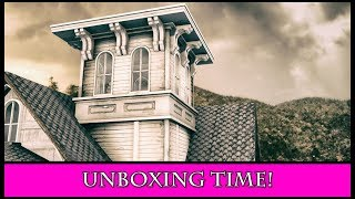 Unboxing Time! DRD's Shadow Box, Final Box & Mansions! (Second Life)