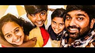 Vijay Sethupathi & Family Celebrates his Wedding Anniversary | Hot Tamil Cinema News
