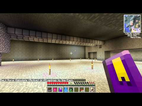 Minecraft Technic Pack - Technic Pack Season 2 Episode 4 Turn On The Lights