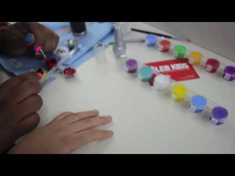 Mi Villano Favorito Tutorial de Uñas - Despicable Me Nails