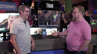 Lenovo Unboxed: ThinkPad X1 Carbon and X1 Yoga at CES 2019