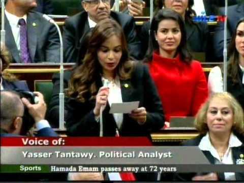 Parliament 2016 Yasse Tantawy