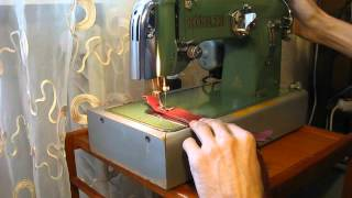 Sewing machine Швейная машина Köhler