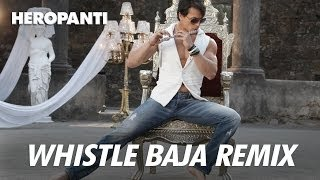 Heropanti Whistle Baja(Remix) Full Video Song