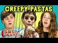TWEENS READ SCARY STORIES   Candle Cove Creepypasta (REACT)