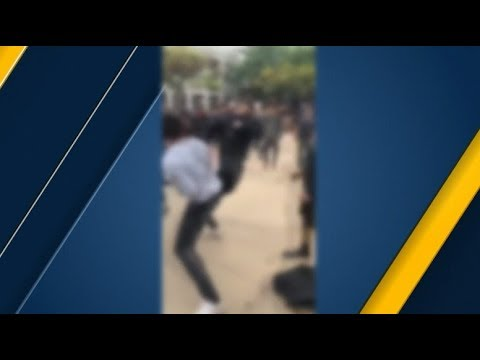 VIDEO: Fight at Glendale's Herbert Hoover High School sparks concern among parents | ABC7