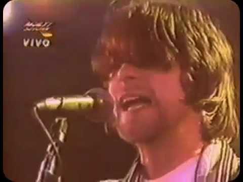 Nirvana In Bloom Live 1993 Rio De Janeiro Kurt...
