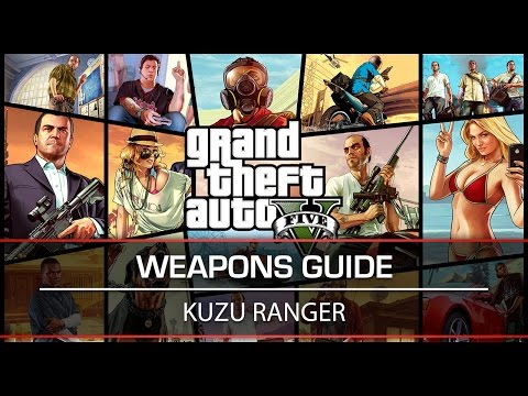 GTA 5 Online [Weapons Guide] Best Guns & Loadout