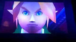Let's Play The Legend Of Zelda Ocarina Of Time Part 68: Deja Vu?