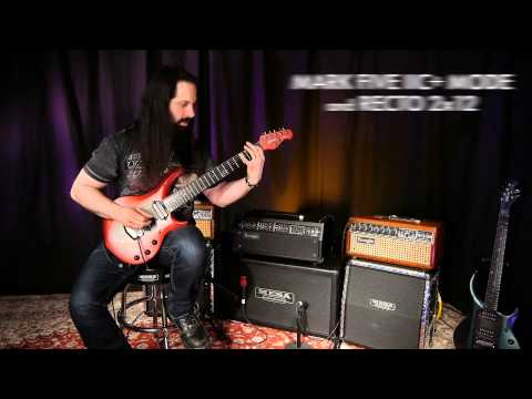 Mark Five vs Mark IIC+ - John Petrucci Mark IIC+ Comparison