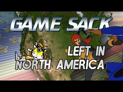 Game Sack - Left in North America