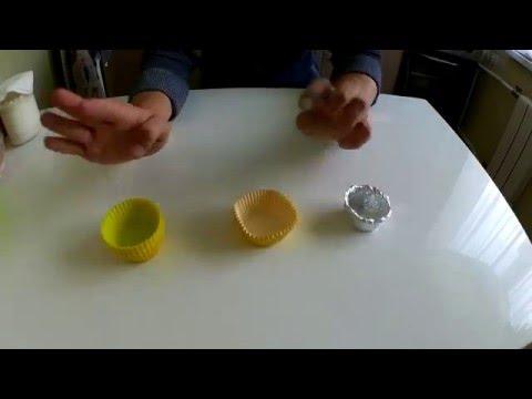 Как своими руками сделать формочки для кексов