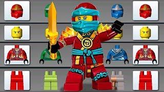 LEGO NINJAGO BUILD MONSTER TRUCK, HELICOPTER, FLYING CAR ✔ LEGO JUNIORS CREATE & CRUISE | LEGO Games