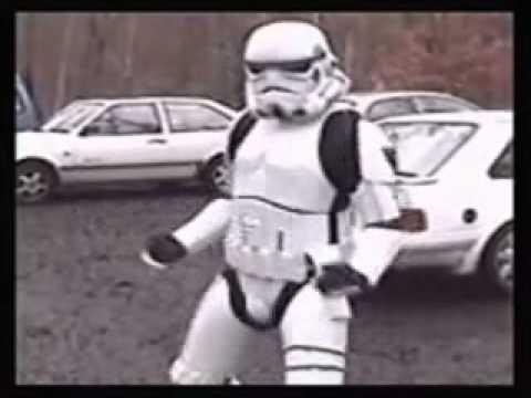 gangnam style storm trooper remix...