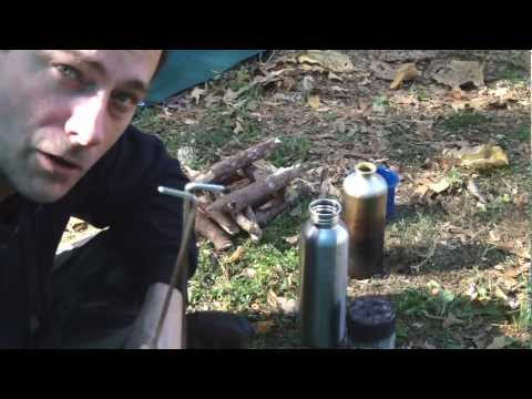 Homemade Camping and Bushcraft Gear Part One