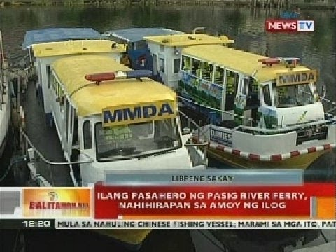 Pasig river ferry, inaasahang makatutulong sa commuters lalo na sa mga estudyante