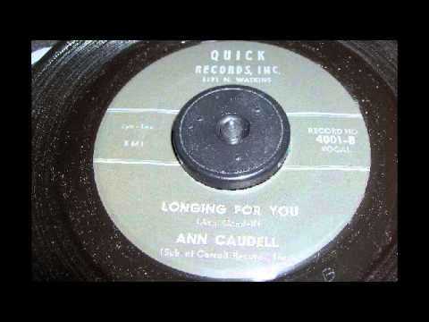 Thumbnail of video R&B - Ann Caudell - Longing For You