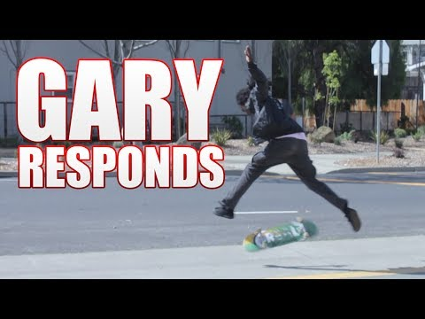 Gary Responds To Your SKATELINE Comments Ep. 235 - Luan Oliveira, Tiago Lemos