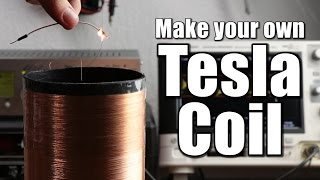 Make your own Tesla Coil (Part 1) || Slayer Exciter Circuit