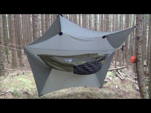 REI Tent Poles for the Warbonnet SuperFly Tarp