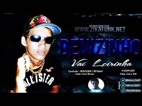 Mc Denizinho - Vem Loirinha (Lançamento 2013) Video Oficial