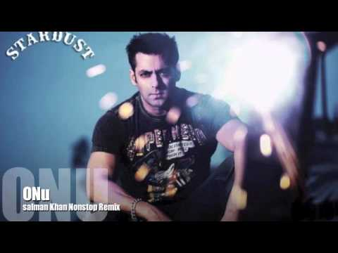 Salman Khan Non Stop Remix 2013 video