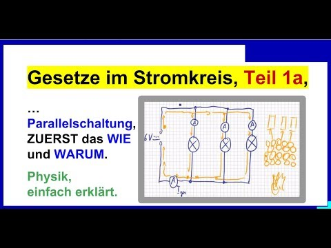 08 2014 01 16 gesetze im stromkreis parallelschaltung berechnen von widerst nden youtube. Black Bedroom Furniture Sets. Home Design Ideas