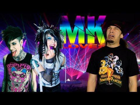 Mk Loves Blood On The Dance Floor video