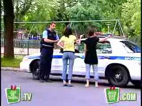 Just For Laugh - The jigg police