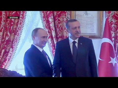 بوتين يزور تركيا