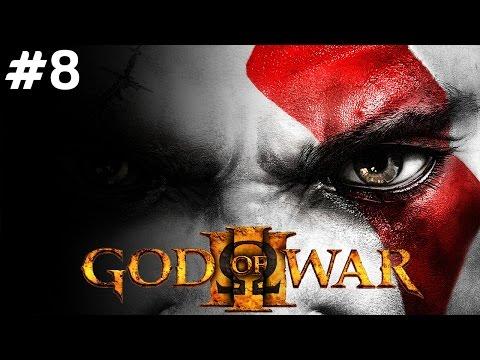 God Of War 3 - Aphrodite - Bölüm 8 video
