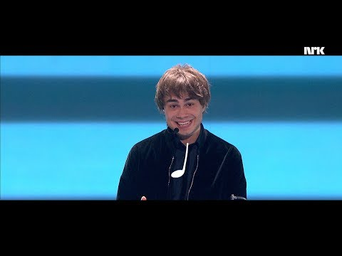 ALEXANDER RYBAK -  That's How You Write a Song - MGP 2018