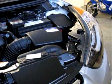 How To Install A HID Kit On A 2013 Hyundai Elantra