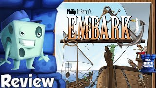 Embark Review - with Tom Vasel