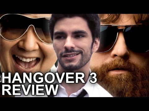 The Hangover Part III - Movie Review